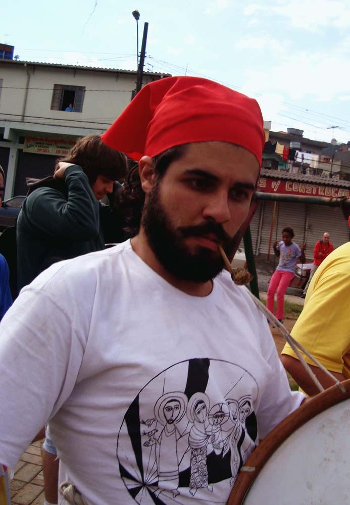 Rafael Clemente (ARCA) bloco amigos do saci