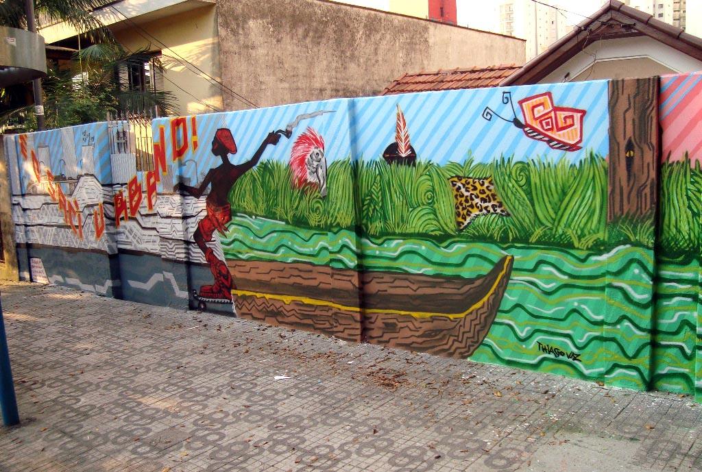 saci urbano São Bernardo do campo, AV. Getúlio Vargas-b